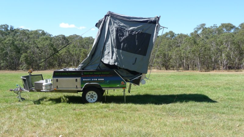 Awesome SUV Camper Trailers 3 Options With Choice Of 2 Tents By Emu Camper