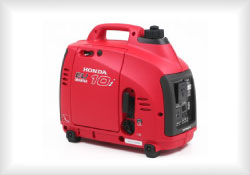 EU10i Honda Generator Camping Equipment for Hire